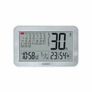 カシオ IDC800J8JF 掛置兼用電波時計