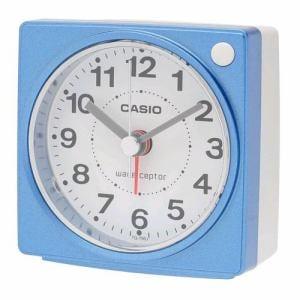 カシオ TQ-169-7JF 目覚まし時計 電子音アラーム ライト機能付 ホワイト