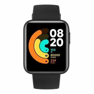 Xiaomi シャオミ エコプロダクト Mi Watch Lite Black REDMIWT02