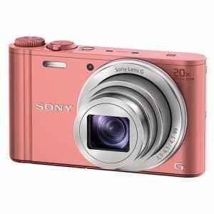 SONY デジタルスチルカメラ Cyber-shot(サイバーショット) DSC-WX350(P)