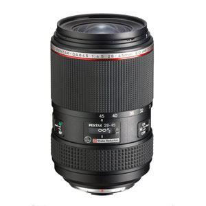 ペンタックス 交換用レンズ HD PENTAX-DA645 28-45mmF4.5ED AW SR