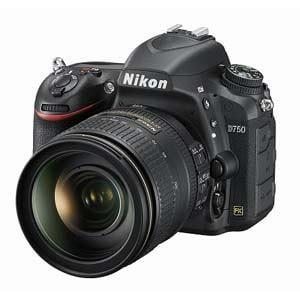 ニコン デジタル一眼カメラ 24-120 VRレンズキット D750LK24-120