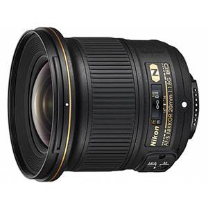 ニコン NIKKOR 20mm f/1.8G ED 単焦点レンズ AF-S