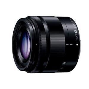 【クリックで詳細表示】パナソニック 交換用レンズ LUMIX G VARIO 35-100mm F4.0-5.6 ASPH./MEGA O.I.S. ブラック H-FS35100-K