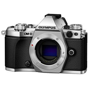 オリンパス デジタル一眼カメラ OM-D E-M5 Mark II ボディ (シルバー)