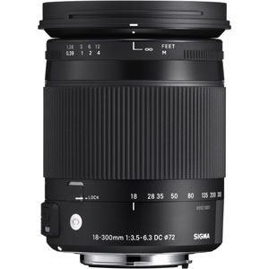 シグマ 交換用レンズ 18-300mm F3.5-6.3 DC MACRO HSM(ペンタックス用)