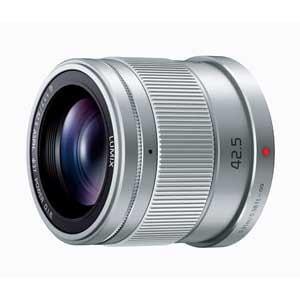 パナソニック 交換用レンズ LUMIX G 42.5mm F1.7 ASPH. POWER O.I.S. H-HS043-S