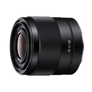 ソニー 交換用レンズ FE 28mm F2 ソニーEマウント SEL28F20