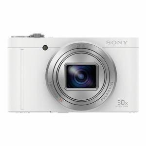 ソニー デジタルカメラ Cyber-shot(サイバーショット) ホワイト DSC-WX500-W