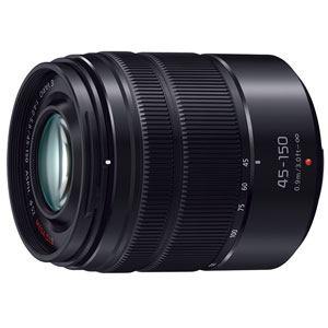 パナソニック 交換用レンズ LUMIX G VARIO 45-150mm F4.0-5.6 ASPH. MEGA O.I.S. ブラック H-FS45150-K