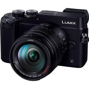 パナソニック LUMIX(ルミックス) デジタル一眼カメラ GX8 高倍率ズームレンズキット (ブラック) DMC-GX8H-K