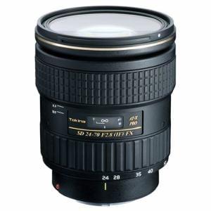 Tokina(トキナー) 交換用レンズ AT-X 24-70mm F2.8 PRO FX(キヤノン用)