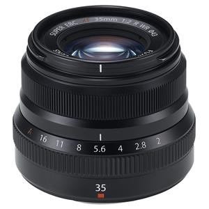 富士フイルム 交換用レンズ XF35mm F2 R WR ブラック