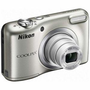 ニコン デジタルカメラ 「COOLPIX(クールピクス)」 A10 シルバー A10SL