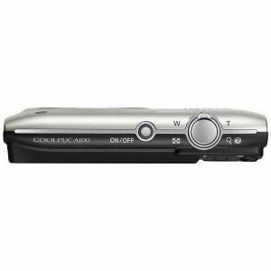 ニコン デジタルカメラ 「COOLPIX(クールピクス)」 A100 シルバー A100SL