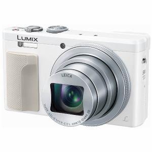 パナソニック LUMIX(ルミックス) デジタルカメラ ホワイト DMC-TZ85-W