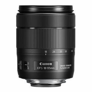 キヤノン 交換用レンズ EF-S18-135mm F3.5-5.6 IS USM