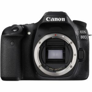 キヤノン デジタル一眼カメラ 「EOS 80D」 ボディ EOS80D