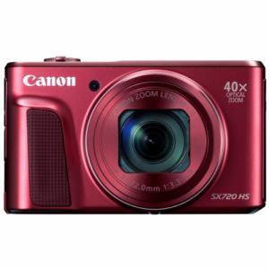 キヤノン デジタルカメラ PowerShot(パワーショット) SX720 HS(レッド) PSSX720HS(RE)