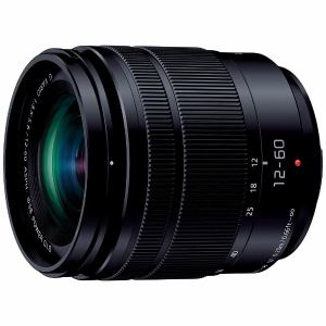 パナソニック 交換用レンズ LUMIX G VARIO 12-60mm F3.5-5.6 ASPH.POWER O.I.S. H-FS12060