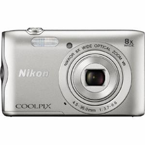 ニコン デジタルカメラ COOLPIX(クールピクス) A300(シルバー) A300SL