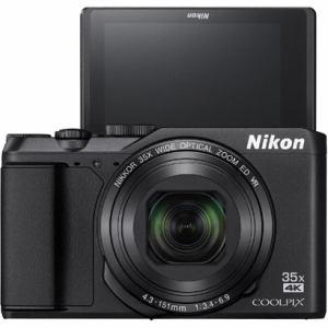 ニコン デジタルカメラ COOLPIX(クールピクス) A900(ブラック) A900BK