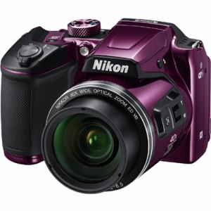 ニコン デジタルカメラ COOLPIX(クールピクス) B500(プラム) B500PU