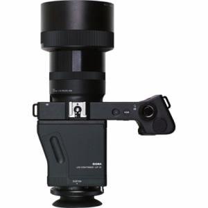 シグマ デジタルカメラ 「dp3 Quattro LCDビューファインダーキット」 DP3Q