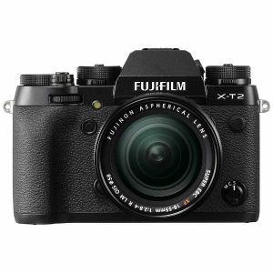 富士フイルム ミラーレス一眼カメラ X-T2 18-55mmレンズキット [X-T2/XF18-55mmF2.8-4 R LM OIS]