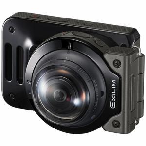 カシオ EX-FR200BK デジタルカメラ EXILIM(エクシリム) ブラック