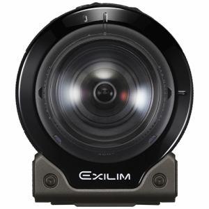 カシオ EX-FR200CABK デジタルカメラ EXILIM(エクシリム) カメラ部単体 ブラック