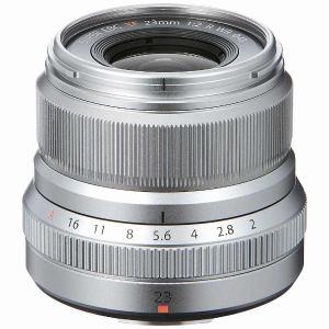富士フイルム XF23MMF2RWRS 交換用レンズ XF23mm F2 R WR シルバー