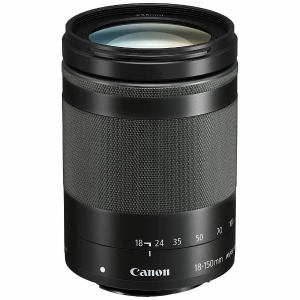 キヤノン EFM18-150ISSTM 交換用レンズ EF-M18-150mm F3.5-6.3 IS STM グラファイト