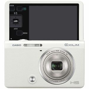 カシオ EX-ZR70WE コンパクトデジタルカメラ EXILIM(エクシリム) ホワイト