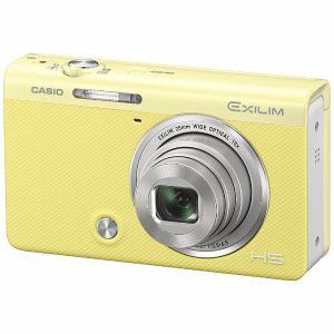カシオ EX-ZR70YW コンパクトデジタルカメラ EXILIM(エクシリム) イエロー