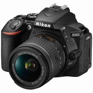 ニコン D5600-L1855KIT デジタル一眼カメラ「D5600」18-55 VR レンズキット