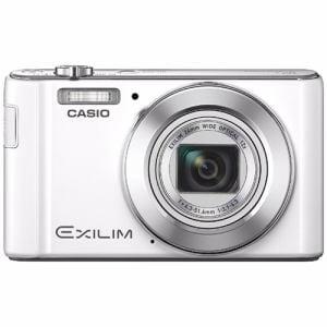 カシオ EX-ZS240-WE コンパクトデジタルカメラ EXILIM(エクシリム) ホワイト