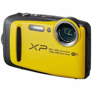 富士フイルム FX-XP120Y コンパクトデジタルカメラ FinePix(ファインピクス) XP120(イエロー)