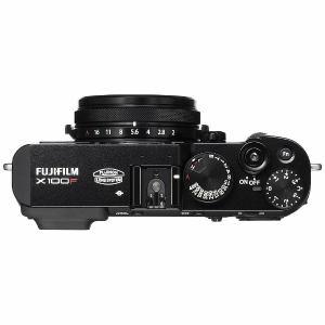 富士フイルム FX-X100F-B プレミアムコンパクトデジタルカメラ FUJIFILM X100F(ブラック)