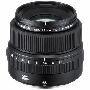 富士フイルム GF63MMF2.8RWR 交換用レンズ フジノン GF63mm F2.8 R WR