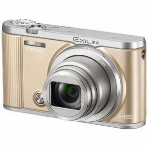 カシオ EX-ZR1800GD コンパクトデジタルカメラ 「EXILIM(エクシリム)」 ゴールド