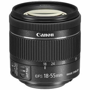 キヤノン EFS18-55F4-5.6ISSTM 交換用レンズ EF-S18-55mm F4-5.6 IS STM