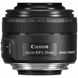 キヤノン EF-S3528MISSTM 交換用レンズ EF-S35mm F2.8 マクロ IS STM