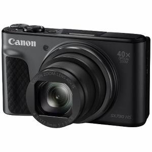 キヤノン PSSX730HSBK コンパクトデジタルカメラ PowerShot(パワーショット) SX730 HS(ブラック)