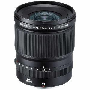 富士フイルム 交換用レンズ フジノン GF23mm F4 R LM WR