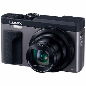 パナソニック DC-TZ90-S LUMIX(ルミックス) デジタルカメラ シルバー