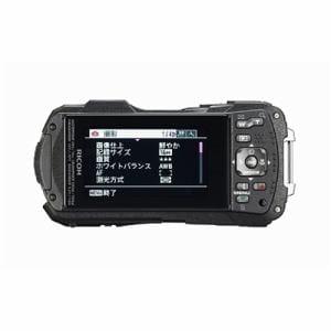 リコー WG-50BK コンパクトデジタルカメラ ブラック