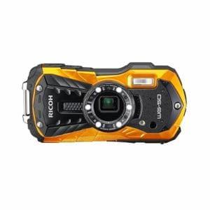 リコー WG-50OR コンパクトデジタルカメラ オレンジ