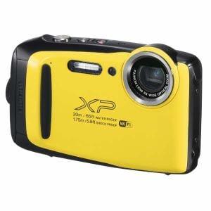 富士フイルム FX-XP130Y コンパクトデジタルカメラ FinePix(ファインピクス) XP130(イエロー)