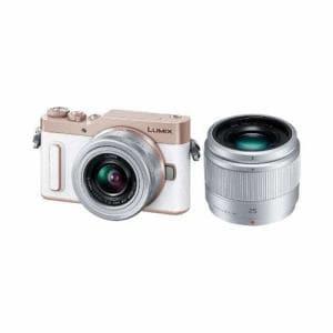 パナソニック DC-GF10W-W デジタル一眼カメラ 「LUMIX DC-GF10」 ダブルレンズキット ホワイト